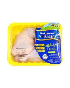 AL KHAZNA FRESH CHICKEN WHOLE LEGS SKIN ON