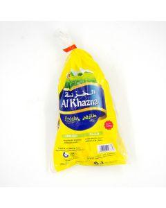 AL KHAZNA CHICKEN WHOLE 1000 GM - BAG PACK