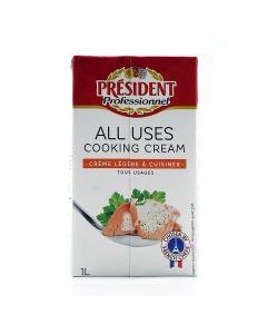 PRESIDENT Cooking Cream 18 %