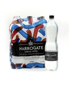 HARROGATE Still Water - Pet Bottle 6X1.5 LTR