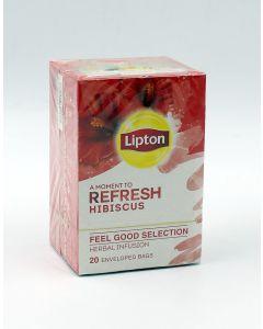 LIPTON HIBISCUS TEA