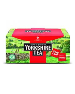 YORKSHIRE RED TEABAGS 25 X 2.2GM