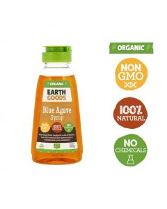 Earth Goods Organic Blue Agave Syrup 350gm