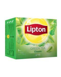 LIPTON GREEN TEA CLASSIC, 100 TEABAGS