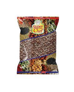 Super chef Masoor Whole Green 1 kg