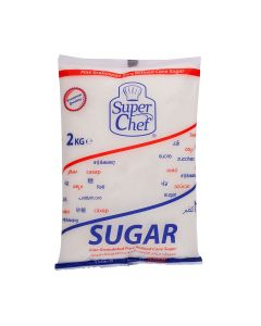 Super chef Sugar White 2 KG