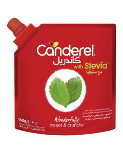 CANDEREL WITH STEVIA CRUNCH 150 GM