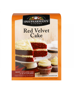 INA PAARMAN'S BAKE MIX RED VELVET CAKE 580GM