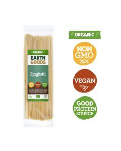 Earth Goods Organic whole wheat spaghetti 500gm