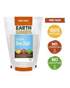 Earth Goods Coarse Sea Salt 750GM