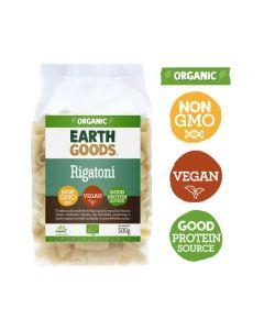 Earth Goods Organic Rigatoni 500GM