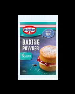 Dr.Oetker Gluten Free Baking Powder Sachet