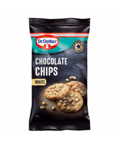 Dr.Oetker White Chocolate Chips