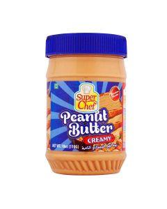 SUPER CHEF Peanut Butter Creamy