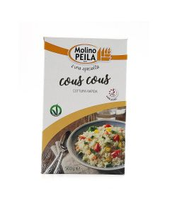 Cous Cous 500 Gm (Medium) - Molino Peila