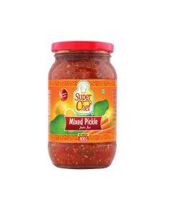 SUPER CHEF Mix Pickle 400 GM
