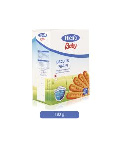 HB BISCUITS 180 GM