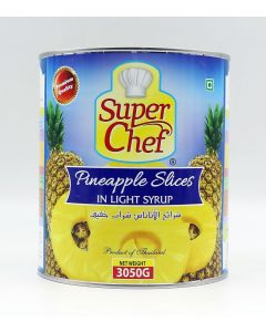 PINEAPPLE SLICE IN LIGHT SYRUP