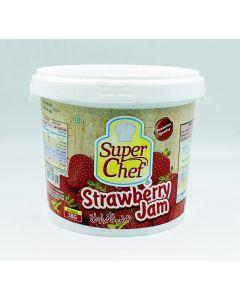 SUPER CHEF STRAWBERRY JAM 5 KG