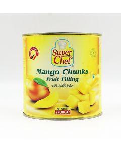 SUPER CHEF MANGO FRUIT FILLING 2.7 KG