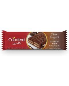 CANDEREL CHOCO FINGERS 21.5 GM