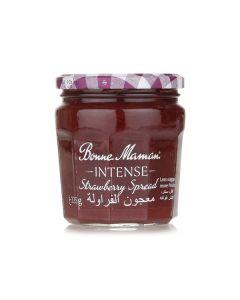 BONNE MAMAN INTENSE STRAWBERRY 335GM