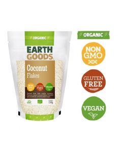 Earth Goods Organic Coconut Flakes 150GM