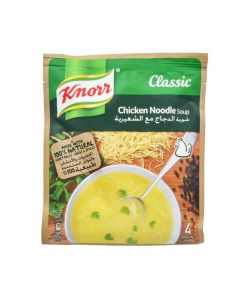KNORR PACKET CHICKEN NOODLE soup 60GM
