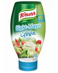 KNORR MAYONNAISE LIGHT 295ML
