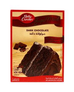Betty Crocker Super Moist Dark Chocolate Fudge