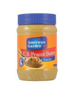 American Garden Peanut Butter Chunky
