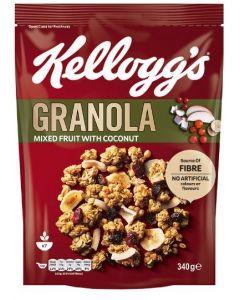 KELLOGG'S GRANOLA FRUITS 340GM