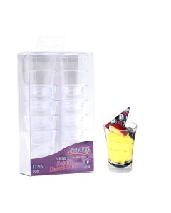 SUPER TOUCH Retail Clear Short Glass 60 Ml [Es271]