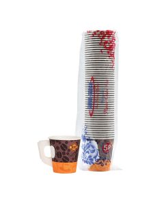 SUPER TOUCH Paper Cup 7 Oz W/Handle