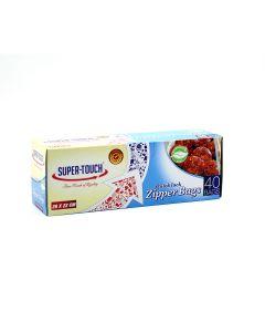 SUPER TOUCH Oxo Bio- Zipper Bags 28 X 22 Cm