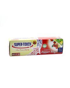 SUPER TOUCH Oxo Bio- Zipper Bags 30 X 27 Cm