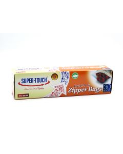 SUPER TOUCH Oxo Bio- Zipper Bags 35 X 28 Cm