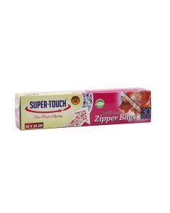 SUPER TOUCH Oxo Bio- Zipper Bags 40 X 30 Cm