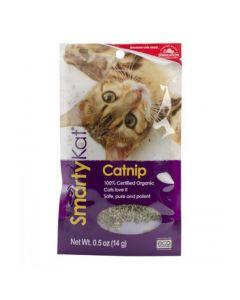SmartyKat® Certified Organic Catnip 1 Oz Pouch