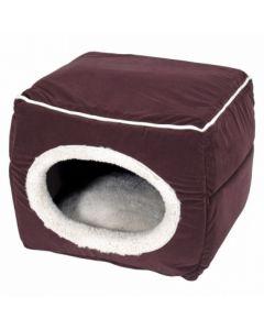 """""""SmartyKat® CatnapConvertible™ Cat Bed With Catnip """""""