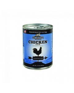 Red Barn Natural Grain-Free Indoor Chicken Recipe Cat Pate 12.5oz