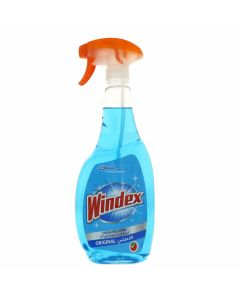 WINDEX GLASS CLEANER ORIGINAL 750 ML