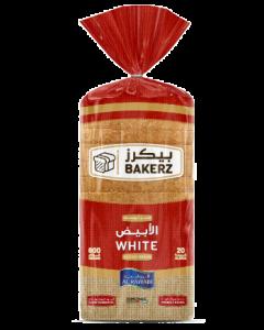 Al Rawabi SLICED BREAD - WHITE (600 GMS)