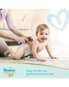 Pampers Premium Care Pants Diapers, Size 3, Midi, 6-11 kg, Carry Pack,28 count
