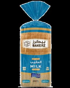 AL RAWABI SLICED BREAD - MILK (600 GMS)