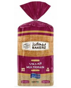 AL RAWABI SLICED BREAD - MULTIGRAIN (360 GMS)
