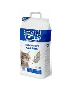 Light Classic (Non Scented) 20L/13.6KG For Cats With Long Fur