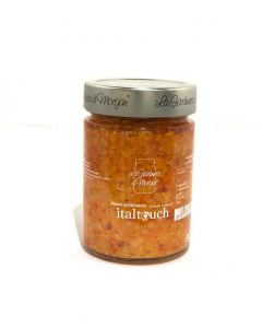 ITALTOUCH Morgan Sauce: Marinated Vegetable in oil 310 gm