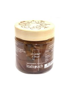 ITALTOUCH Marinated Red Onions with Blackberries vinegar and raisins in oil 230 gm