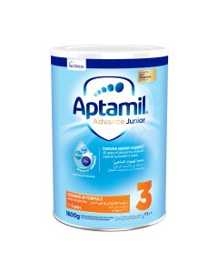 Aptamil Advance Junior 3 Next Generation Growing Up Formula  from 1-3 years, 1.6 kg